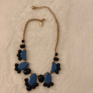 Kate spade blue necklace